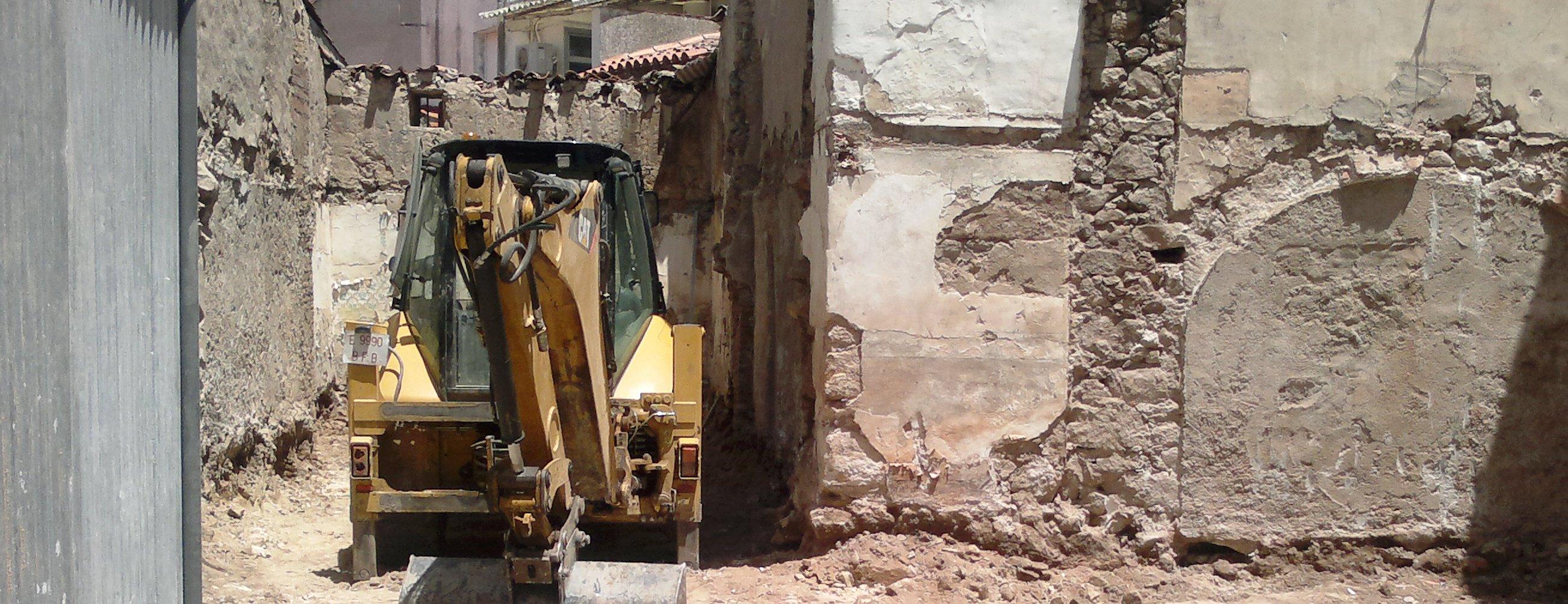 cabecera demoliciones