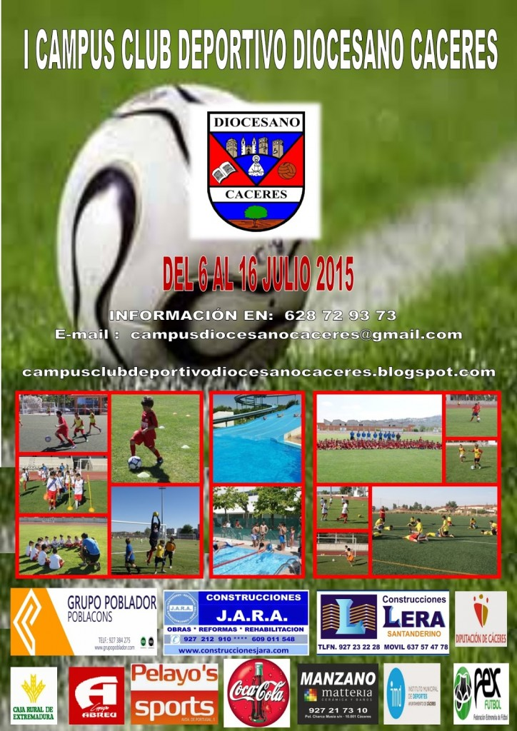CARTEL CAMPUS DIOCE 2015