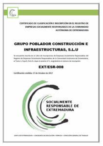 SOCIAL RESPONSABLE DE EXTREMADURA